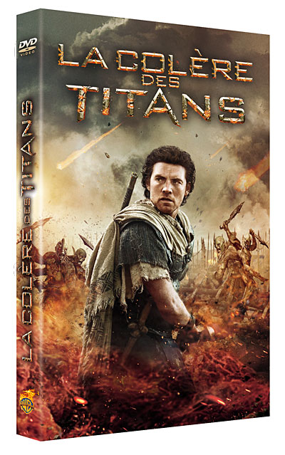La Colere des Titans 2012 MULTi PAL [DVD-R] [MULTI]