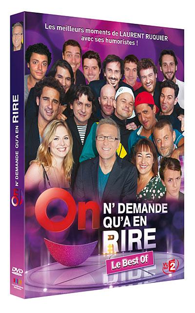On n'demande qu'à en rire Best Of   [French] [DVD-R ][PAL] [FS] (Exclue)