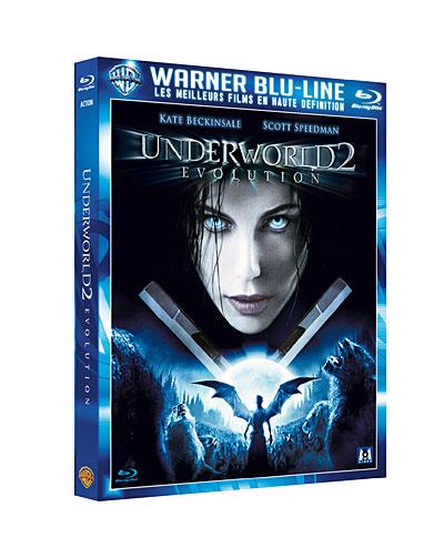 Underworld 2 - Evolution 2006 [BluRay 1080p] [MultiDTS] [MULTI]