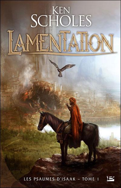 Les Psaumes d'Isaak, tome 1 : Lamentation 9782352943907