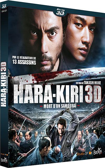 Hara-Kiri, mort d'un samouraï 3D FRENCH [BluRay 1080p] [HALF-SBS] [MULTI]