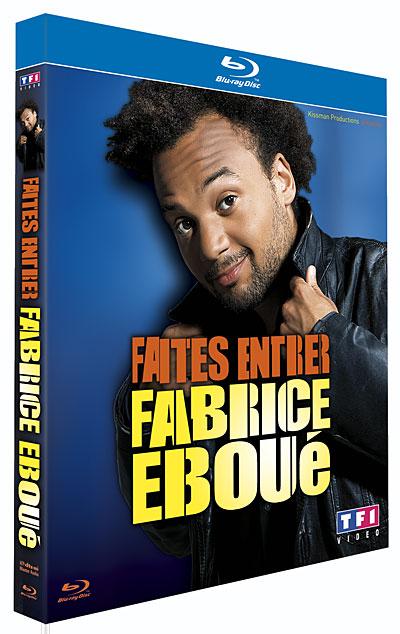 Faites entrer Fabrice Éboué BDRIP FR Megaupload