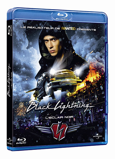 Black Lightning  [FRENCH] [1080p Bluray] [UL-DF]