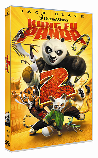 Kung-Fu Panda 2 COMPLETE [FRENCH| PAL] [DVD-R]