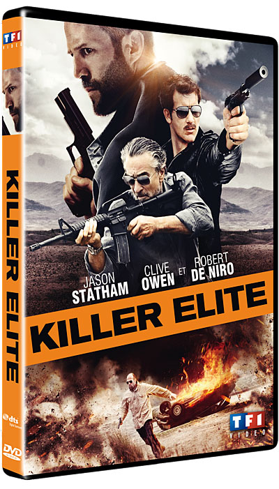 [MULTI] Killer Elite [DVDR] [PAL]