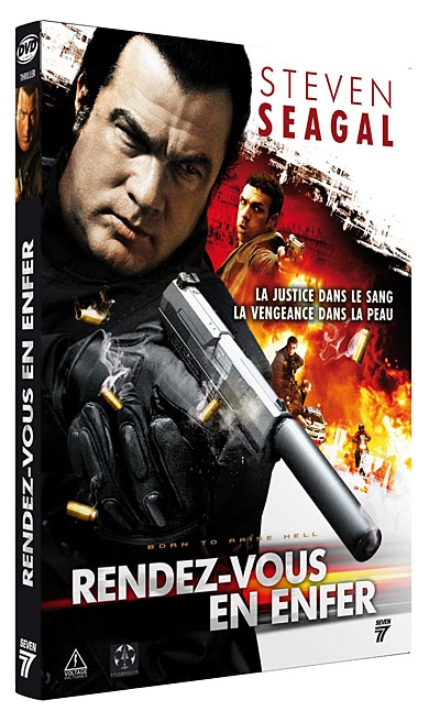 Born to Raise Hell [DVDRIP ] [FRENCH] RG