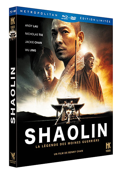 Shaolin 2011 LiMiTED FRENCH [Bluray 720p] [MULTI]
