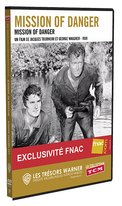 Frontière Sauvage - Mission of Danger - 1958 - George Waggner & Jacques Tourneur 5051889152057