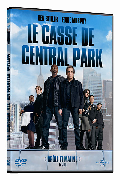 Le Casse de Central Park [DVD-R] [MULTI] [UL-DF]