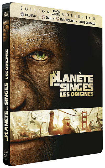 La Planète des singes : Les origines [TRUEFRENCH-AC3-BRRIP]