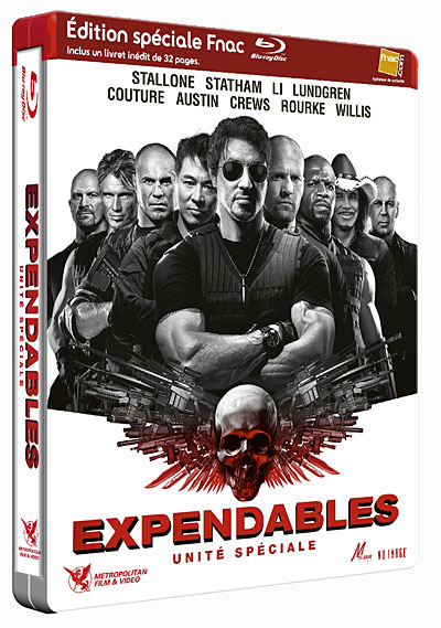 DVD/BLU RAY THE EXPENDABLES - Page 7 5051889059967