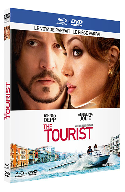The Tourist 2010 [FRENCH] [Bluray-720p] [FS]