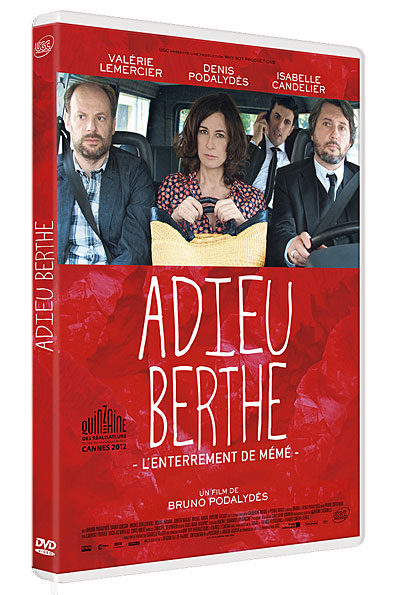 Adieu Berthe ou l'enterrement de mm [DVD-R]