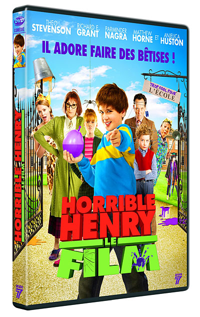 Horrid Henry: The Movie [DVDRiP] FRENCH (1CD)