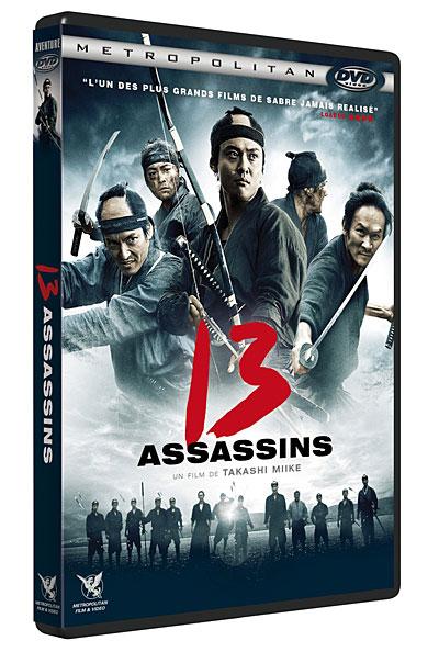 13 Assassins [1080p BluRay] [MULTI] [UL