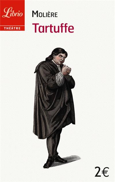 TARTUFFE de Molière 9782290337097
