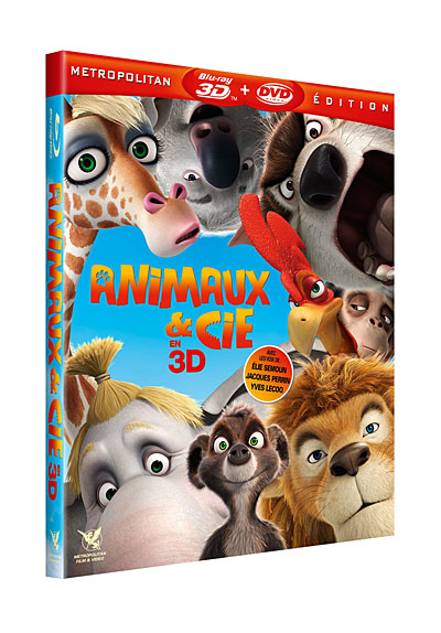 Animaux Et Cie MULTi [BluRay 1080p] (exclue) [FS]