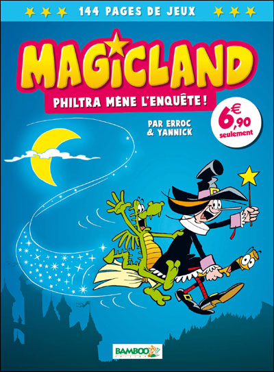 Magicland, Philtra mne l'enqute
