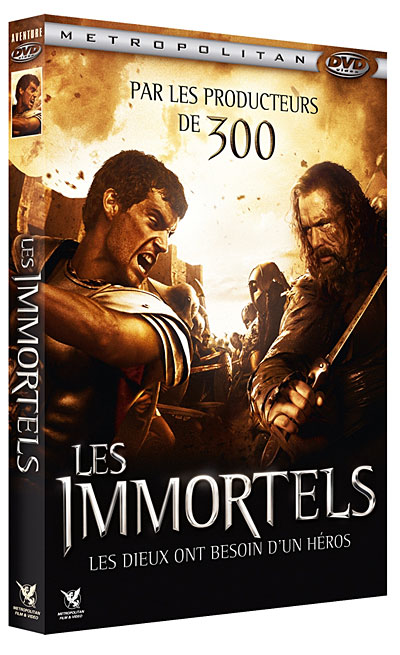 Immortals 2011 FRENCH BDRip [1CD SUBFORCED][2CD] (exclue) [UL][TB]