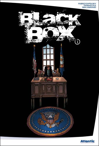 Black Box Tome 1 par Sapolsky et Lyle 9791090171008