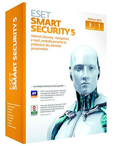 ESET Nod32 Smart Security 5.0.95.0 (32/64Bits) [FS] [US]