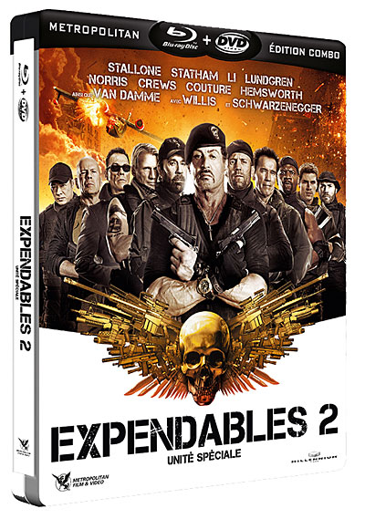 Expendables 2: unit� sp�ciale | Multi | AC3 | BRRiP | 2012  | Lien Rapide