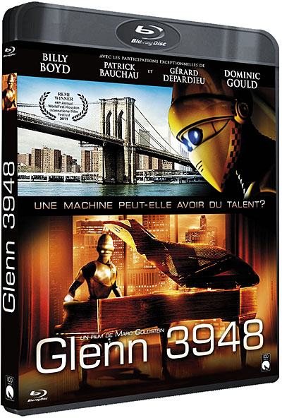 Glenn 3948 Le Robot Volant 2011 FRENCH [BluRay 720p] [UL]