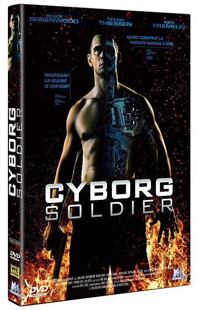 Cyborg Soldier| DVDRiP | MULTI | FRENCH