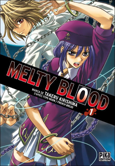 Melty Blood  9782811603618