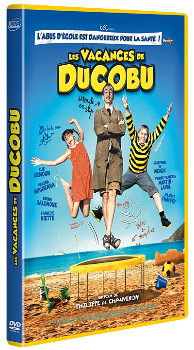 Les Vacances de Ducobu [DVD-R]