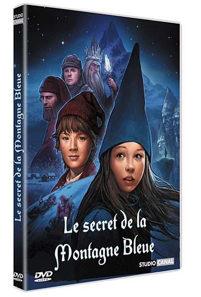 Le Secret de la Montagne Bleue 2010 [DVD-R] [FS]