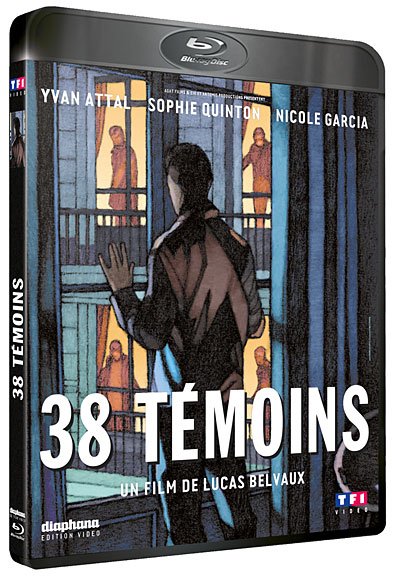 38 Temoins (2012) [FRENCH BRRiP] AC3 & 1CD