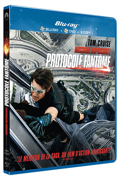 Mission : Impossible - Protocole fant�me | Multi | BDRiP | 2011  | Lien Rapide