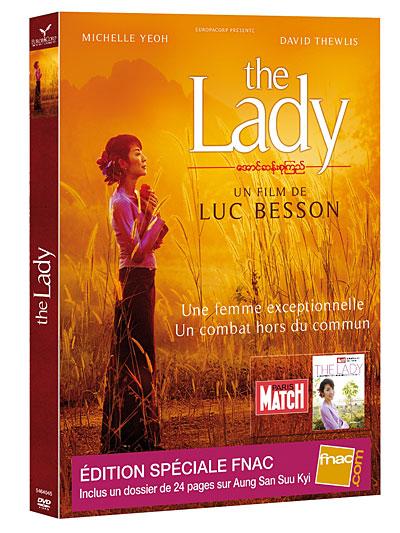 The Lady [PAL-MULTI-DVD-R]