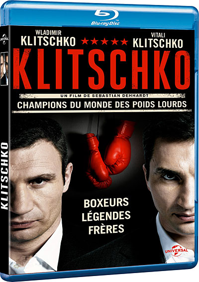 Klitschko (2012) [FRENCH BRRip]