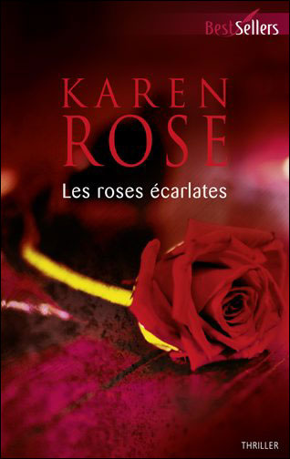 Les roses écarlates  9782280222648