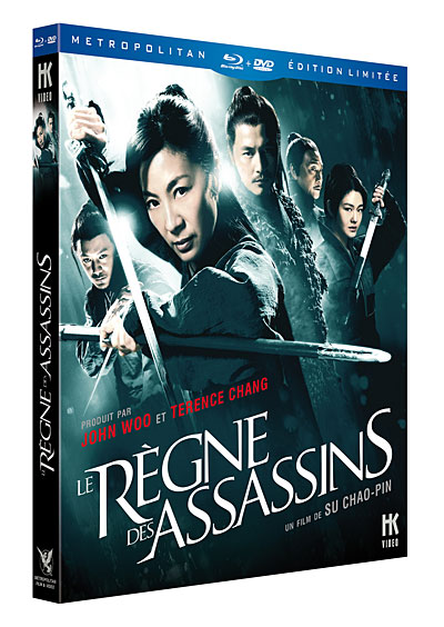 Reign of Assassins  [PAL.MULTI.DVDR]