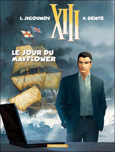 """XIII. n° 20 Le jour du """"Mayflower"""""""