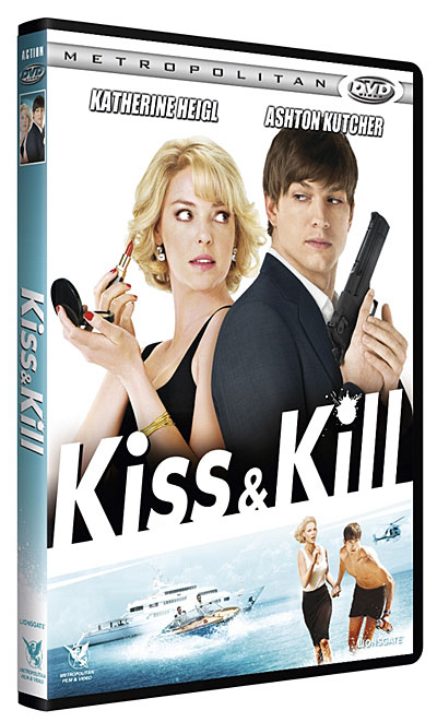 [MULTI] Kiss & Kill [DVDR] [PAL]