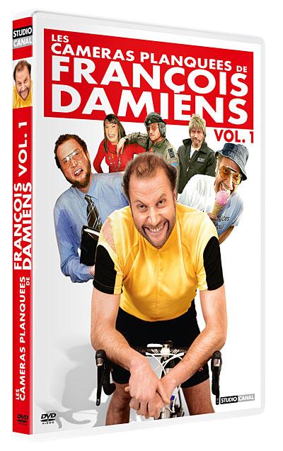 [UD] Francois Damiens – Cameras Planquees [DVDRiP]