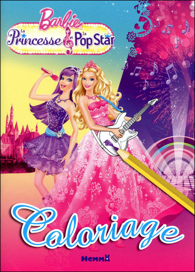 Barbie - La Princesse et la Popstar[FRENCH] [DVDRIP] [MULTI]