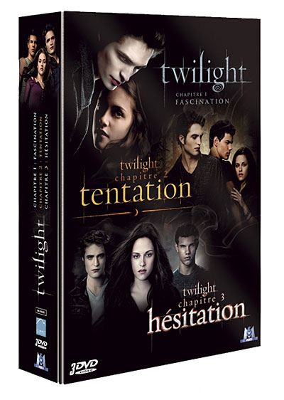 La Saga Twilight 3475001024398