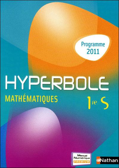 Mathématiques 1e S : Programme 2011