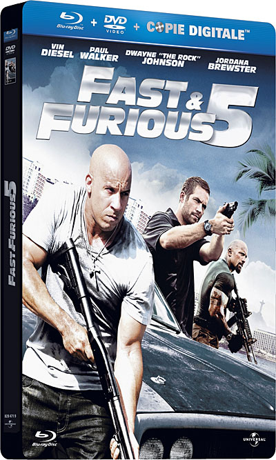 Fast and Furious 5 [DVDRIP] [TRUEFRENCH] RG