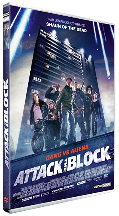 Attack The Block 2011 PAL MULTi [DVD-R] [UL]