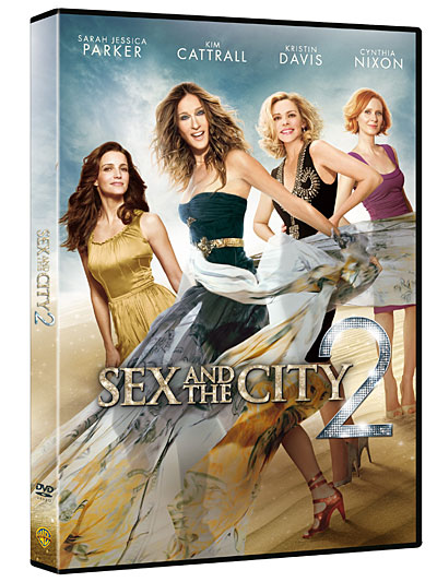 [MULTI] Sex and the City 2 [DVDR] [PAL]