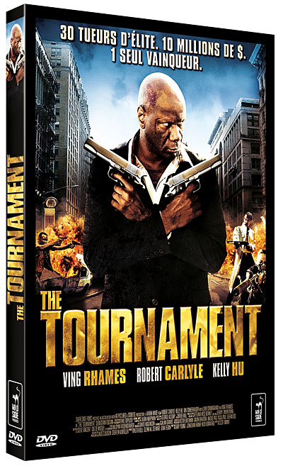 The Tournamen [PAL] [DVD-R] [UD]