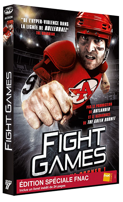Goon (Fight Games) [DVD-R PAL MULTi]