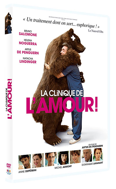 La Clinique de l&#039;amour ! [DVD-R]