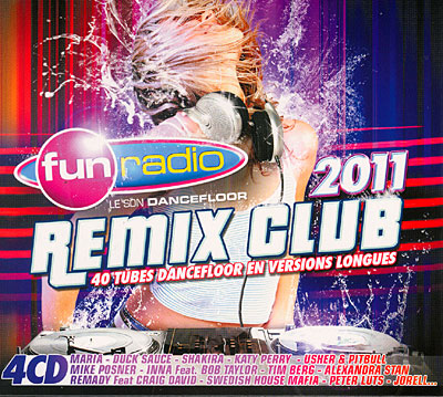 [DF] Fun Remix Club 2011 (2011)